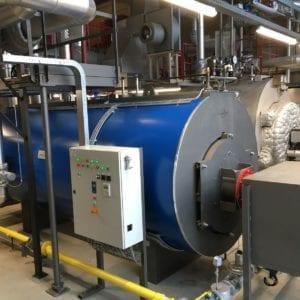 Novumax 625 industriële cv ketel